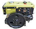 Дизельный двигатель R180NDL-GZ (8,0 л.с., дизель, электростартер), фото 2