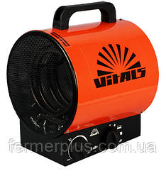 Тепловентилятор промисловий VITALS EH-31 (Безкоштовна доставка)