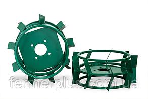 Грунтозацепы для мотоблока 380/155 (квадрат 10х10)