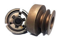 Муфта сцепления центробежная ТМ Кентавр (внутренний Ø=25.4 мм)