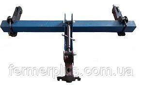 Сцепка двойная универсальная Luxe ТМ Агромарка
