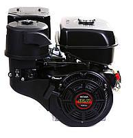 Двигатель бензиновый WEIMA WM190F-L (16л.с., шпонка Ø25мм, L=60 мм, редуктор 1/2)