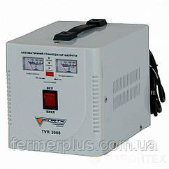 Автоматический стабилизатор напряжения Forte TVR-2000VA