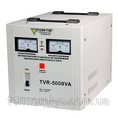 Автоматический стабилизатор напряжения Forte TVR-5000VA