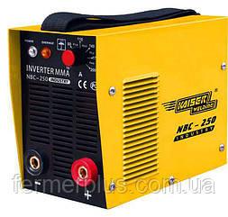 Сварочный инвертор Kaiser NBC-250 INDUSTRY (Бесплатная доставка)
