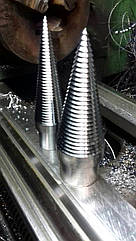 Конус для дровокола  (Ø70 мм)