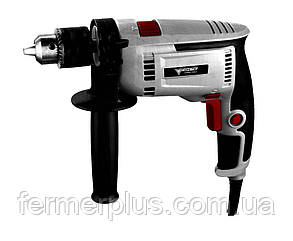 Дриль електрична Forte ID 750 VR ударний Дриль