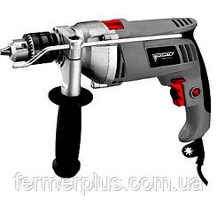 Дриль електрична Forte ID 1216-2 VR ударний Дриль