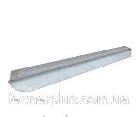 Рейка алюминиевая Vitals 2,4м VBF 36-4s