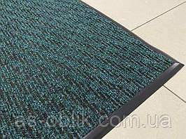 Килимок брудовідштовхуючий 90х60 см, зелений, Берізка