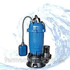 Насос погружной дренажно-фекальный Vitals aqua  KC 711o  (Бесплатная доставка)