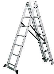 Лестница универсальная Кентавр 3х10 (Бесплатная доставка)