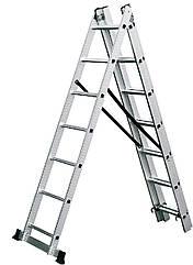 Лестница универсальная Кентавр 3х11 (Бесплатная доставка)