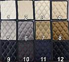 Шикарные накидки из ЭкоЗамши Премиум Инфинити ФХ 50 (Infiniti FX50), фото 7