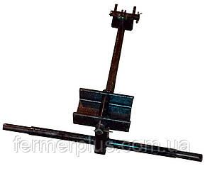 """Крепление к грабли ДТЗ ГВР-4  """"Солнышко"""" (трактор)"""
