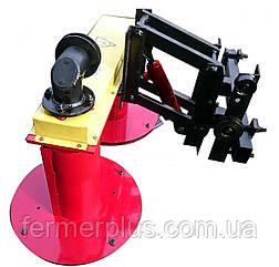 Косилка роторная КР-1,1 (мототрактор с гидроцилиндром)