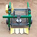 Картофелекопалка для на мототрактор транспортерная ПроТек 45/60 М1 (привод слева или справа), фото 5