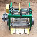 Картофелекопалка для на мототрактор транспортерная ПроТек 45/60 М1 (привод слева или справа), фото 10