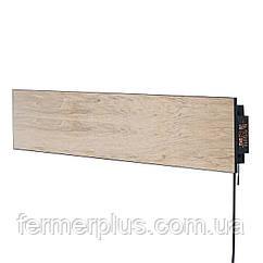 Керамічний теплий плінтус c програматором Flyme 420PBG бежеве дерево