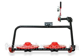 Косилка роторная ременная WEIMA 900 (WM900, тяжёлые мотоблоки)