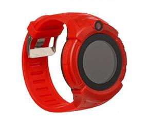 Детские умные GPS часы smart baby watch Smartix Q360, (Красный)
