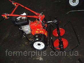 Косилка роторная Кентавр КР-02М (ВОМ под шпонку 14мм) Бесплатная доставка