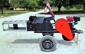 Тюковальщик сена Ярило под бензиновый двигатель