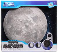 Светильник на пульте управления из США Луна в моей комнате