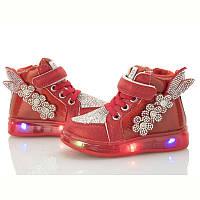 Демісезонні черевички для дівчинки.р21-26 (код 5306-00)