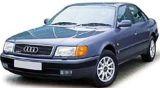 Дефлектор капота Audi 100 C3 (1982 - 1991) Audi 100 C4 (1990 - 1997)