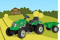 Трактор GM Bull с прицепом зеленый Smoby 33329, фото 1