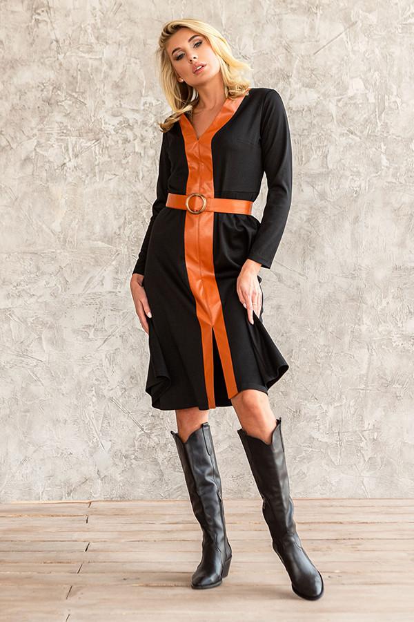 Сукня піджак зі спідницею плісе