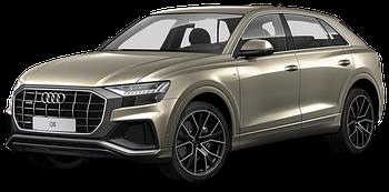 Audi Q8 2018 -