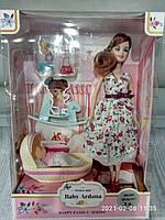 Кукла Барби беременная 625