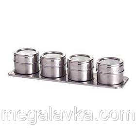 Набор емкостей для специй на магните 5шт WESTMARK (W65152260)