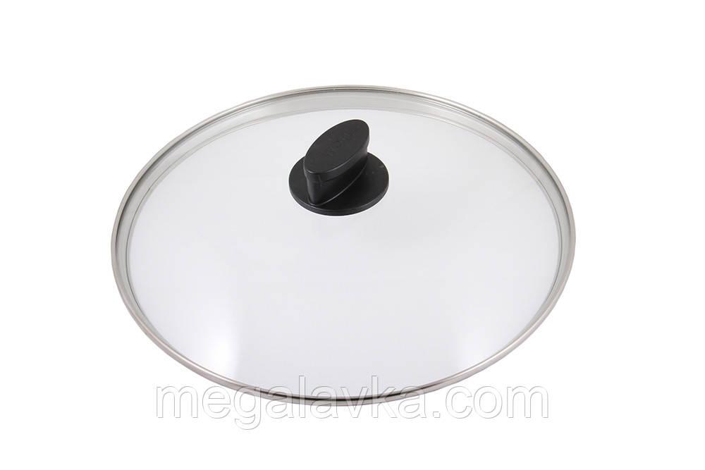 Крышка стеклянная для кухонной посуды 30 см WOLL Eco Lite  WS30ELM
