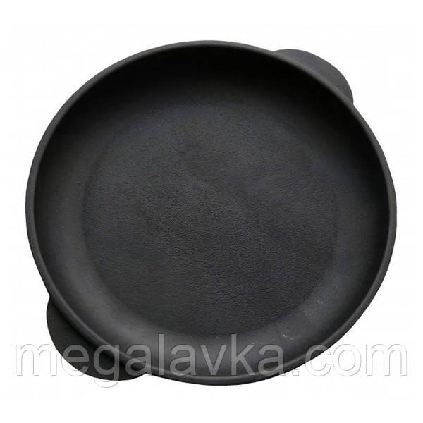 Сковорода Берлика кругла 260х25 мм чавун (592019)