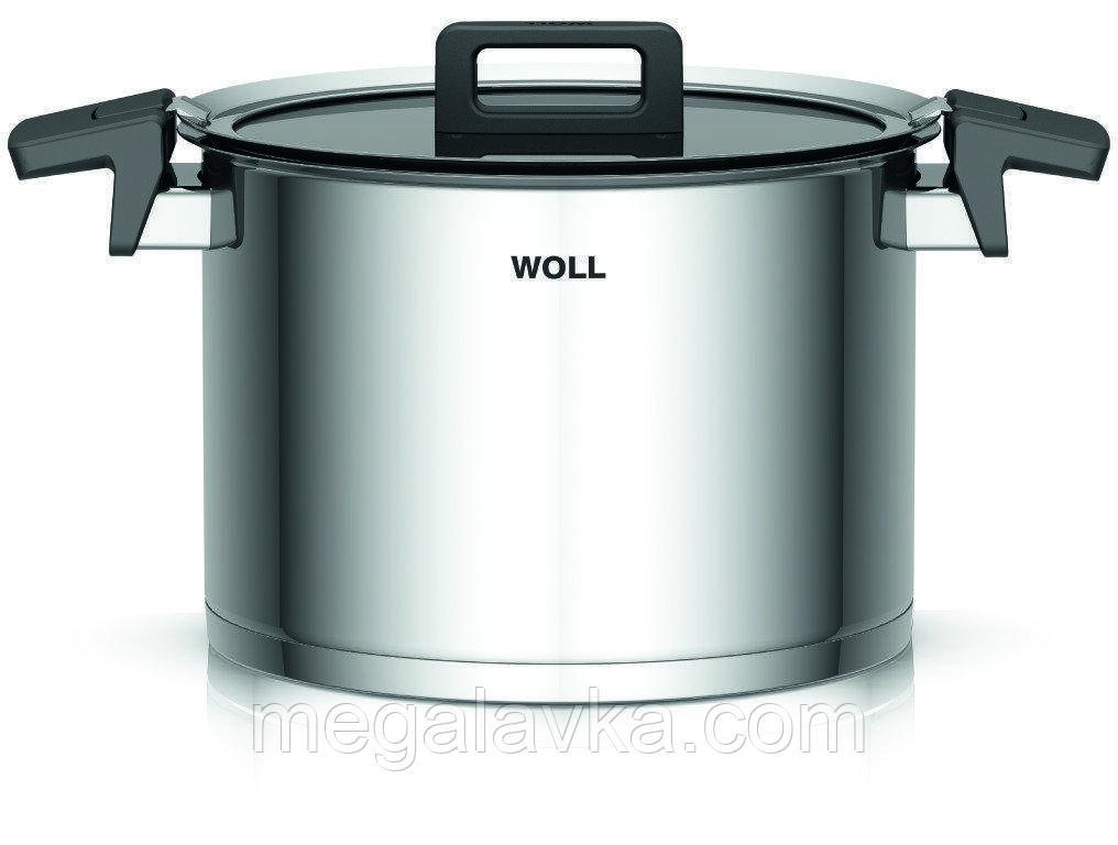 Каструля WOLL 24 см 7,6 л Concept (W124-2NC)