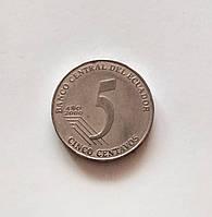 5 сентаво Эквадор 2000 г., фото 1