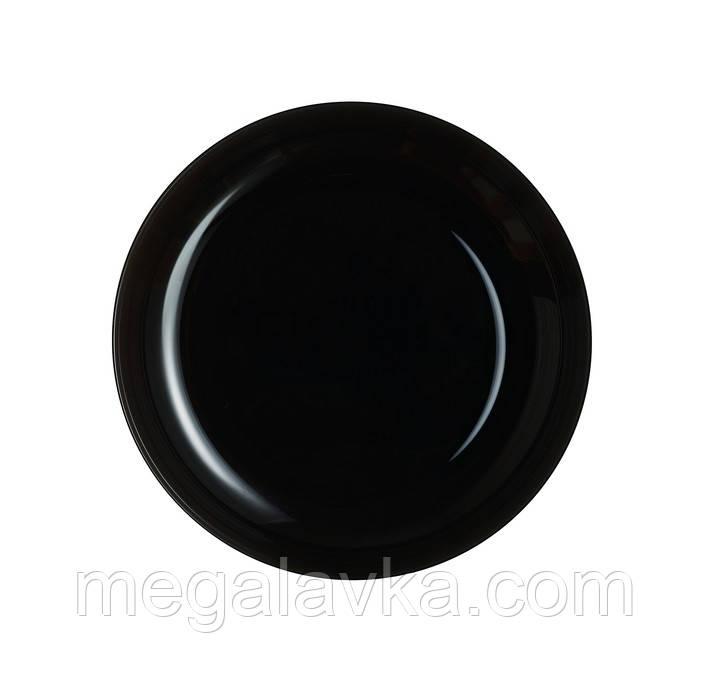 Блюдо Luminarc FRIENDS TIME BLACK 170 мм (P6365)