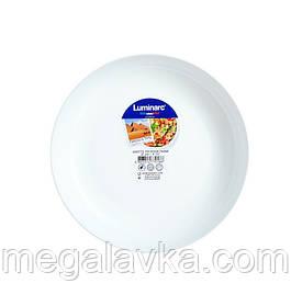 Блюдо Luminarc FRIENDS TIME WHITE 210 мм (P6281)