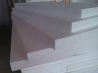 Пенопласт листовой 50мм (1х1) м25, утепление фасада