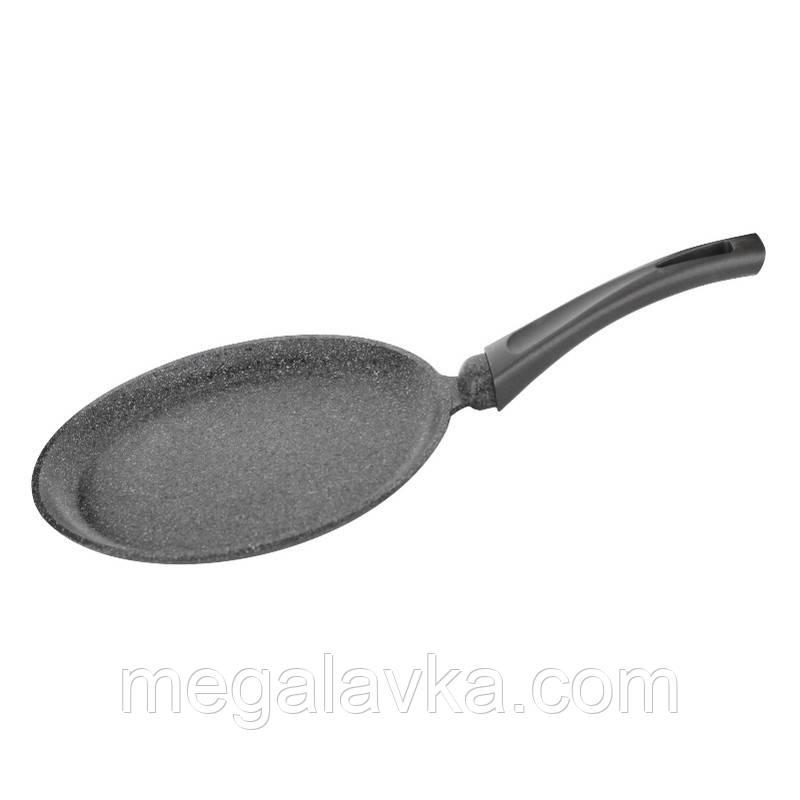 Сковорода блинная Granite Gray индукция 24 см БИОЛ 24084i