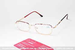 Ізюмські окуляри для зору з діоптріями. Скляні лінзи