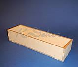 Ящик с ровными бортами заготовка для декупажа, фото 2