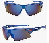 Вело солнцезащитные очки ,  цвет луна, фото 4