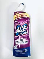 Гель для чистки унитаза с отбеливанием ACE WC GEL Con Candeggina , 700 мл