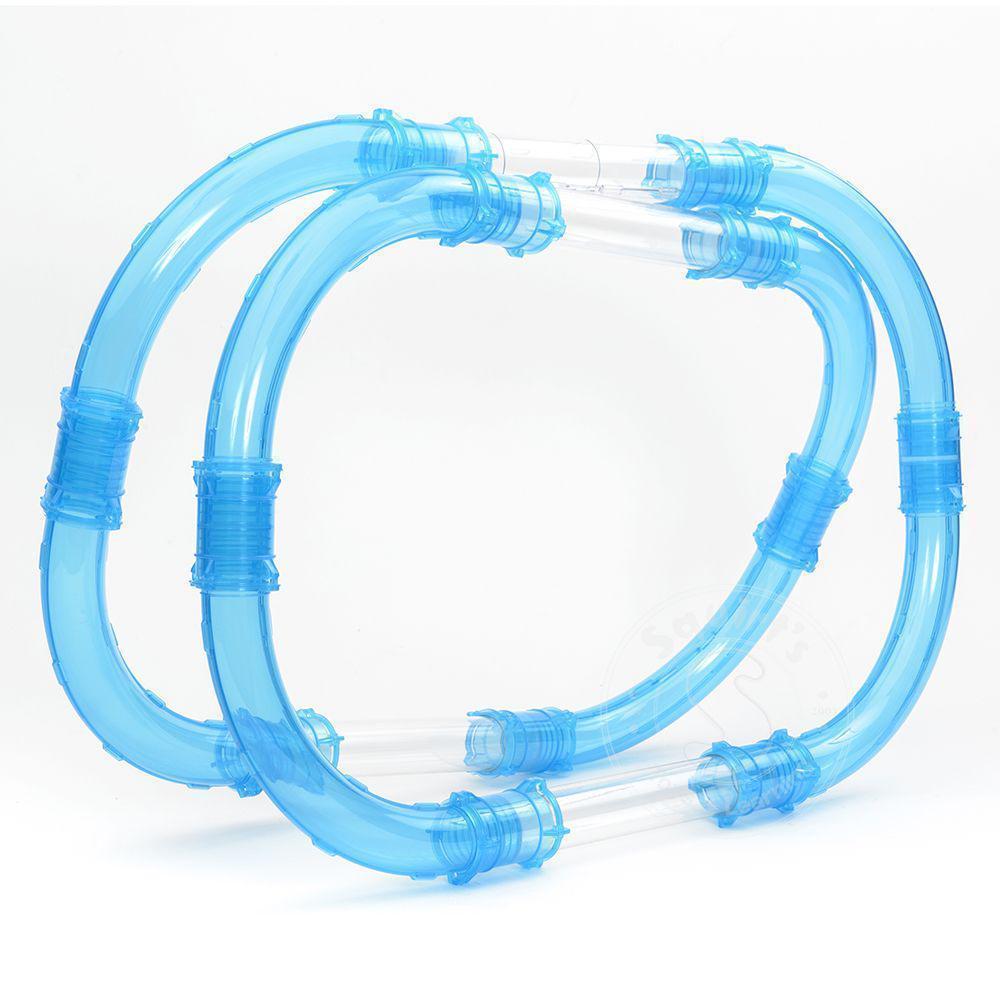 Игровой набор конструктор  zipes speed pipes Chariots 29 деталей