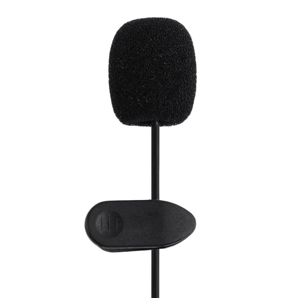 Микрофон с защелкой на одежду