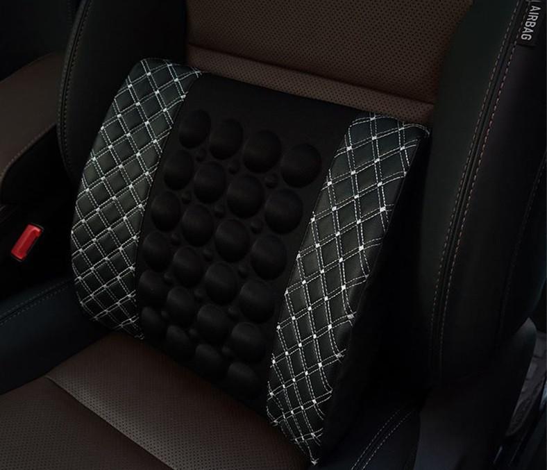 Автомобильная электрическая массажная подушка